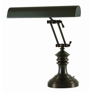 House of Troy Round Base 16 H Desk Table Lamp with Novelty Shade