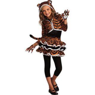 Tigress Hoodie Child Halloween Costume