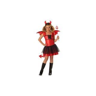 Kids Devil Darling Costume   Size S