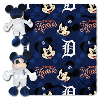 Northwest Co. MLB Detroit Tigers Mickey Mouse Fleece