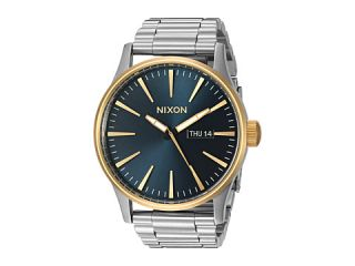 Nixon The Sentry SS Gold/Blue Sunray