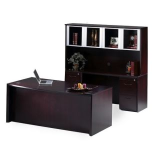 Corsica Series 3 Piece Standard Desk Office Suite