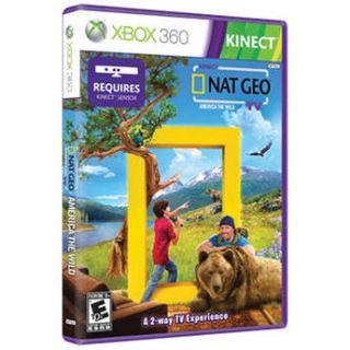 Microsoft  Kinect Nat Geo TV (Xbox 360) 2SG 00001