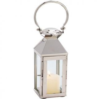"Cambridge 11 1/2"" Classic Lantern   Polished Nickel   7834341"