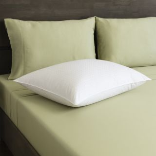 St. James Home 380 Thread Count White Down Pillow   17813177