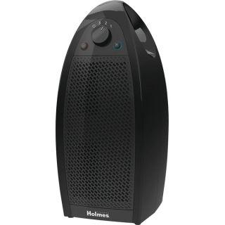 Holmes HAP9412B UA HEPA Type Air Purifier, Mini Tower Black   16374844