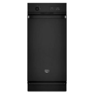 Maytag 15 in. Built In Trash Compactor in Black DISCONTINUED MTUC7000AWB