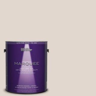 BEHR MARQUEE 1 gal. #MQ3 36 Translucent Silk One Coat Hide Eggshell Enamel Interior Paint 245001