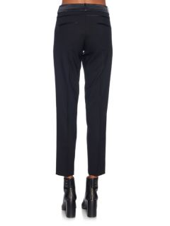 High rise cropped tailored trousers  Vince US