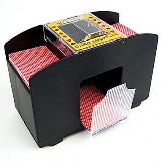 Trademark Poker™ 4 Deck Automatic Card Shuffler