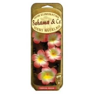 Bahama & Co. Hanging Air Freshener Flower Necklace Wild Hibiscus 06343