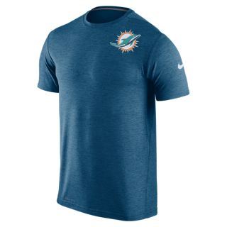Nike Dri FIT Touch (NFL Dolphins) Mens Training T Shirt IE