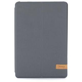 "OtterBox Agility Tablet System for Apple iPad mini 8"" Folio, Apple Grey"