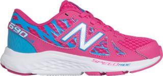 Girls New Balance KJ690v4 Sneaker Grade School