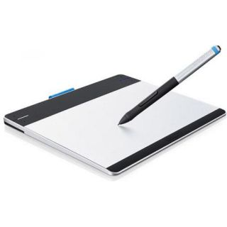 CTL480 Wacom Wacom CTL480 Intuos Pen Tablet, 6.0x3.7 Active Area, 2540 lpi Resolution, 1024 Pressure Levels, Mac & Windows Compatible, Small
