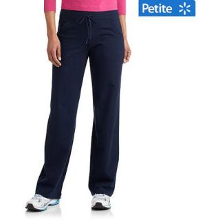 Danskin Now Women's Dri More Core Relaxed Pants available in Regular and Petite