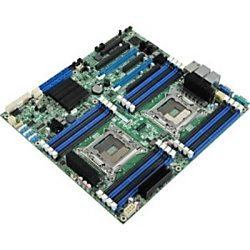 Intel S2600COE Server Motherboard Intel C600 A Chipset Socket R LGA 2011 10 x OEM Pack