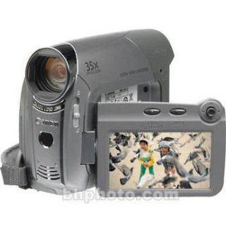 Canon  MD 140 PAL Mini DV Camcorder MD140E