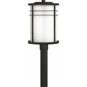 Hinkley HIN 1121VK GU24 Ledgewood Vintage Black  Outdoor Post Lights Lighting