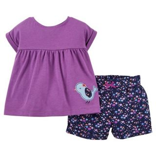 Just One You™Made by Carters® Toddler Girls 2 Piece Short Set