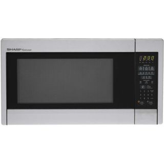 Sharp 1.3 Cu. Ft. 1000W Countertop Microwave