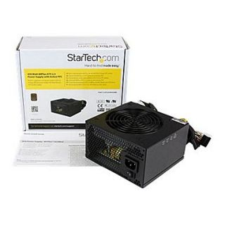 Startech ATX12V 2.3 80 Plus Bronze Computer Power Supply With Active PFC, 450 W