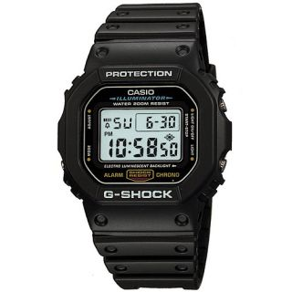 Casio G Shock Illuminating Watch