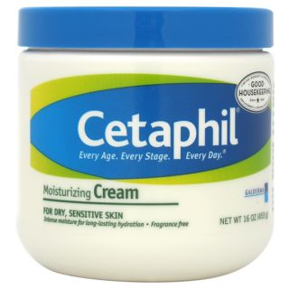 Cetaphil Moisturizing For Dry Sensitive Skin 16 ounce Cream
