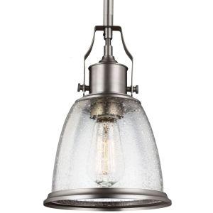 Feiss P1354SN Hobson Satin Nickel  Mini Pendants Lighting