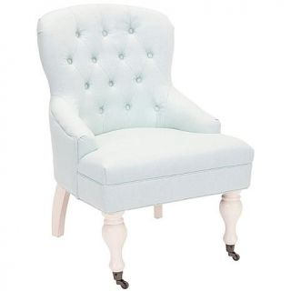 Falcon Arm Chair in Robin's Egg Blue   6669692