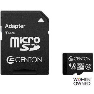 Centon 4GB Class 4 microSD Card