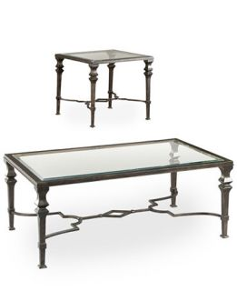 Novato Tables, 2 Piece Set (Coffee Table and End Table)   Furniture