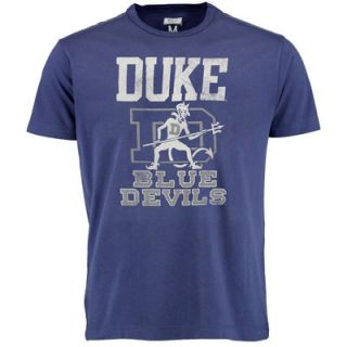 Duke Blue Devils Vault T Shirt   Royal