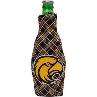 Southern Miss Golden Eagles Plaid Bottle Cooler