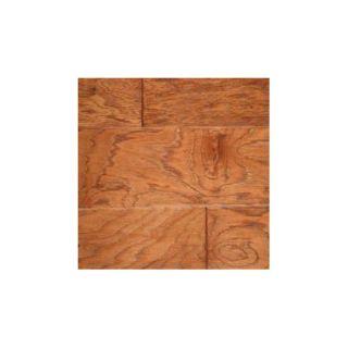 LM Flooring Gevaldo Random Width Engineered Hickory Hardwood Flooring