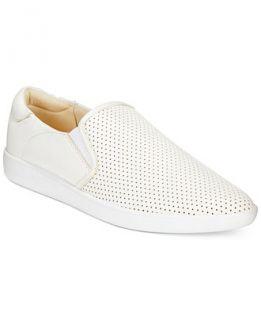 Nine West Lildevil Perforated Slip On Sneakers