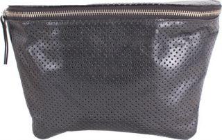 Womens Latico Nolan Handbag 5702   Black Leather