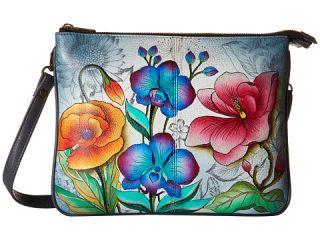 Anuschka Handbags 570 Floral Fantasy