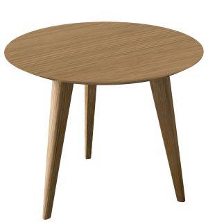 Lalinde Coffee table Oak / wood legs by Sentou Edition