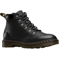 Mens Dr. Martens Elmer 6 Tie Boot Black Burnished Wyoming   18829659