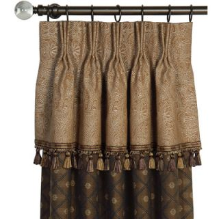 Aston Birkdale Cotton Pleated Single Curtain Panel by Eastern Accents