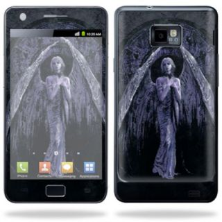 Mightyskins Protective Vinyl Skin Decal Cover for Samsung Galaxy S II 4G (GT i9100) Cell Phone wrap sticker skins   Fantasy Angel