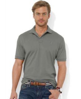 Polo Ralph Lauren Shirt, Classic Fit Short Sleeve Cotton Interlock