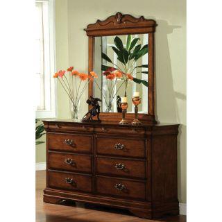 Wilshire 6 Drawer Dresser by Hokku Designs