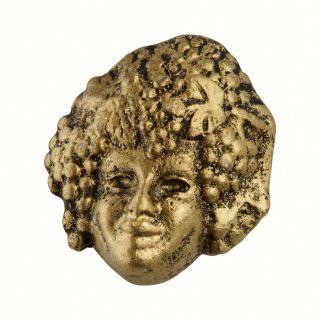 Siro Designs Venice Antique Brass Novelty Cabinet Knob