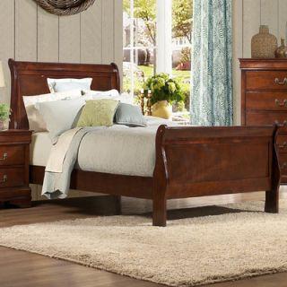 Woodbridge Home Designs Mayville Sleigh Bed