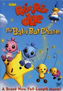 Rolie Polie Olie: Baby Bot Chase (DVD)   Shopping   Big