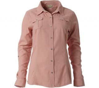 Womens Royal Robbins Cool Mesh L/S   Petal Pink   FREE Shipping & Exchanges