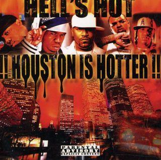 SLIM THUG MIKE JONES & LIL FLIP   HELLS HOT/HOUSTON IS HOTTER