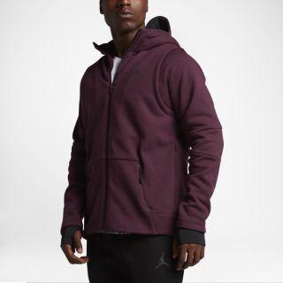 Sudadera con capucha para hombre Jordan Shield Full Zip CL